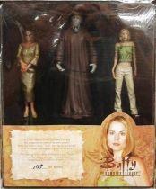 \'\'Book of Vengeance\'\' gift set (Anyanka, D\'Hoffryn, Anya Jenkins) - Diamond action figures (mint in box)