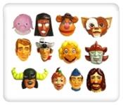 Carnival Face-mask