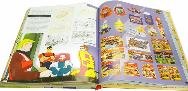\'\'Les séries de notre enfance\'\' (aka \'\'DIC Cartoons of the Eighties\'\') book - By M. Elusati & N. Zemrak - Editions Pollux