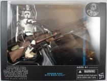 Star Wars The Black Series 6'' - Speeder Bike & Biker Scout