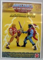 Encyclop�die non-officielle des figurines MOTU Classics - Vol. 4  Annual 2012