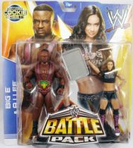 WWE Mattel - Big E & AJ Lee (Battle Pack)