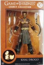 Game of Thrones - Legacy Collection - #10 Khal Drogo