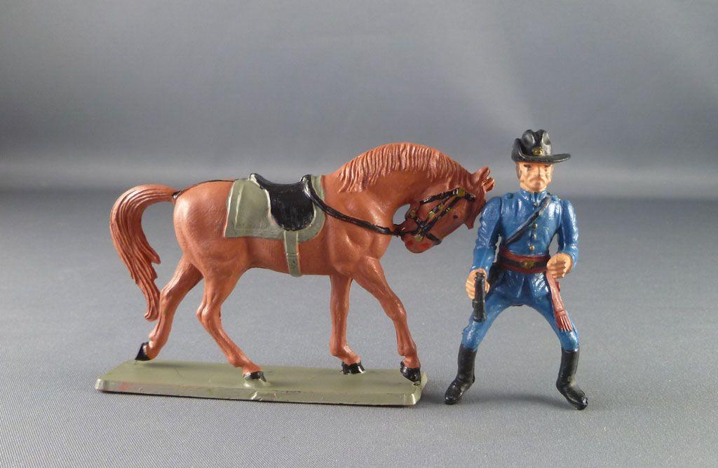 starlux___nordistes___serie_ordinaire___cavalier_officier_jumelles_cheval_marron_tete_baissee_ref_cn5_3