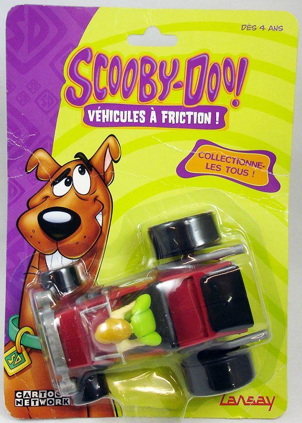 Scooby doo la voiture de course de sammy equity lansay - Sammy scooby doo ...