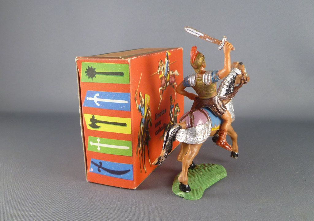 jecsan___antiquite___romains___cavalier_levant_glaive_neuf_boite_ref_833_2