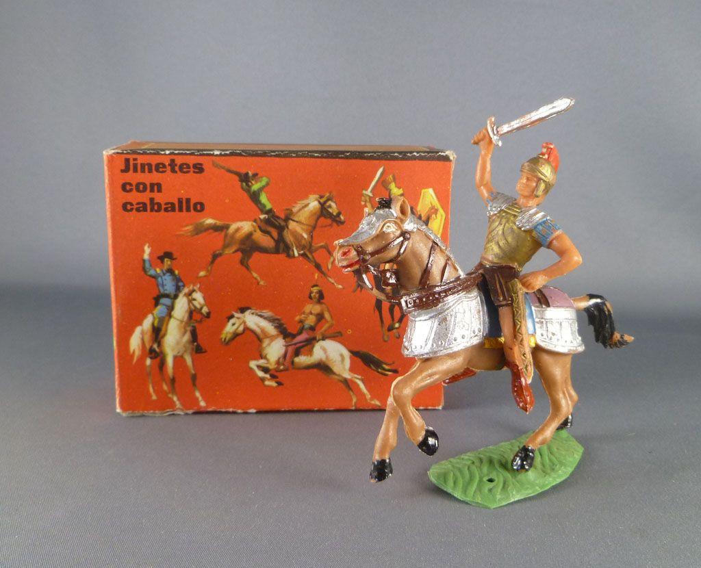 jecsan___antiquite___romains___cavalier_levant_glaive_neuf_boite_ref_833_1