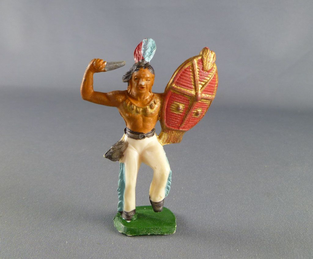 cyrnos___far_west___indiens_torse_nu_pieton_poignard___bouclier_1