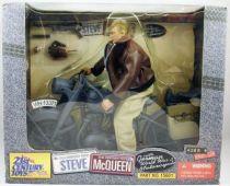la_grande_evasion___captain_virgil_hilts_steve_mcqueen_sur_moto_allemande___figurine_30cm___21st_century_toys