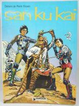 san_ku_kai___album_de_bande_dessinee___editions_dargaud_antenne_2