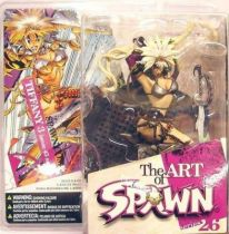 McFarlane\'s Spawn - Series 26 (The Art of Spawn) - Tiffany III