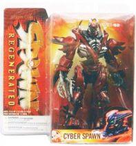 McFarlane\'s Spawn - Series 28 (Regenerated) - Cyber Spawn 2