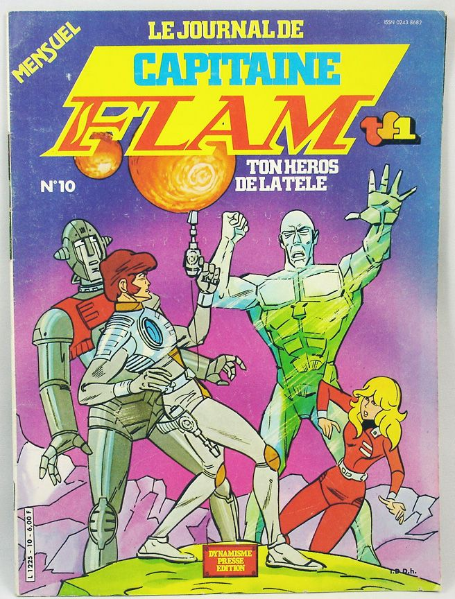 capitain_flam___dynamique_presse_edition_tf1___le_journal_de_capitaine_flam_n_10