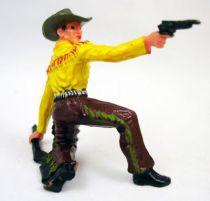 elastolin___cow_boys___pieton_a_genoux_fusil_au_sol_tire_pistolet_jaune___marron_neuf_en_boite__1_