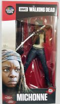 the_walking_dead_tv_series___michonne_figurine_color_tops_17cm