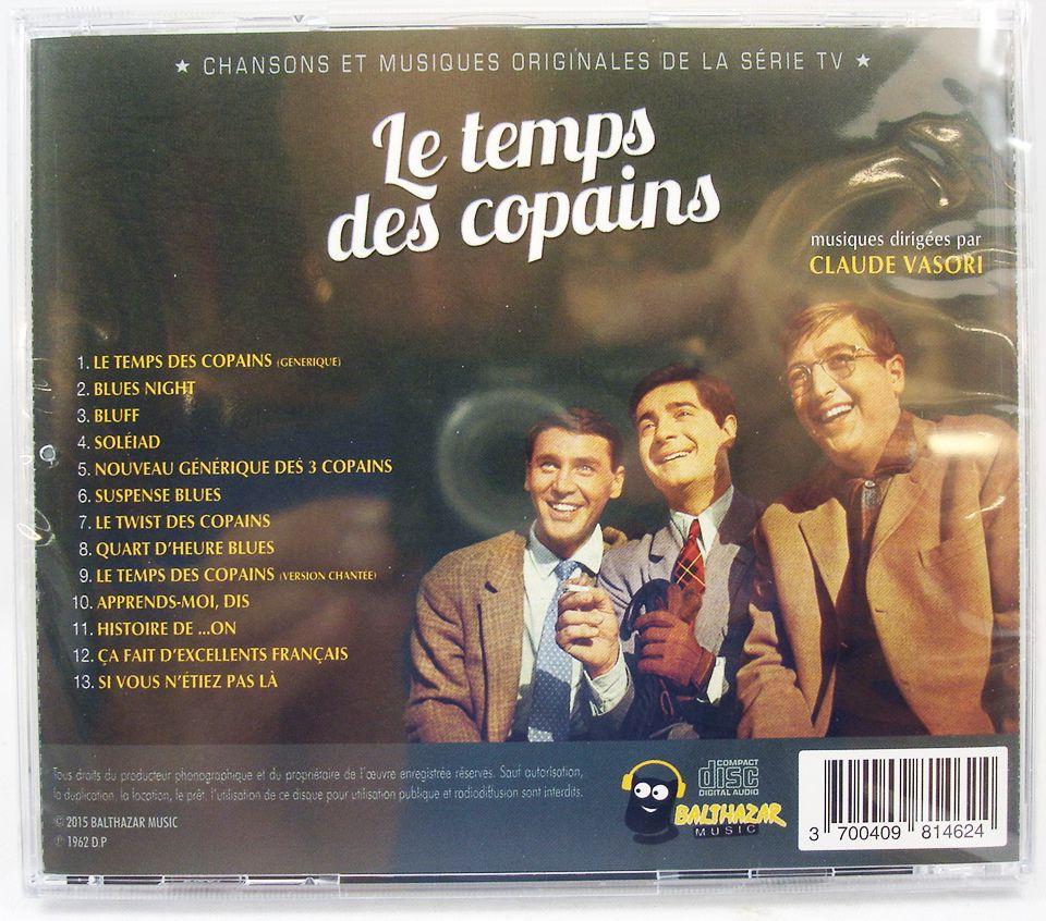 le_temps_des_copains___cd_audio___chansons_et_musiques_originales_de_la_serie_tele__1_
