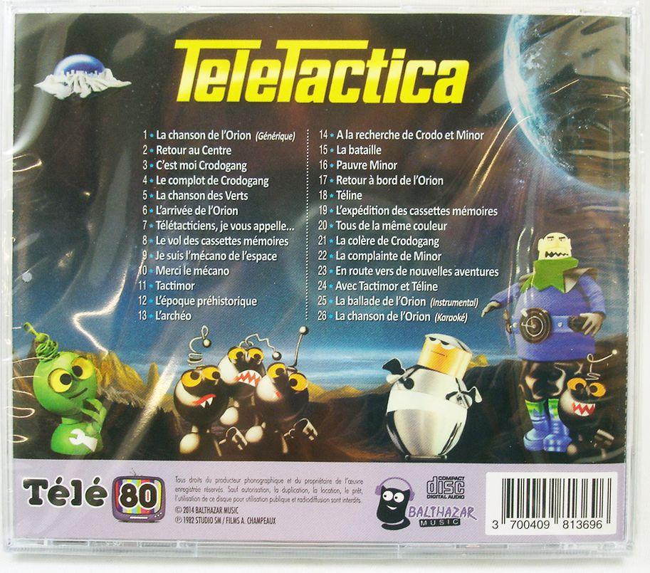 Télétactica - Les Mémoires Volées