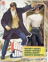 Big Jim Spy series - Mint in box Secret Agent Big Jim (ref.5098)