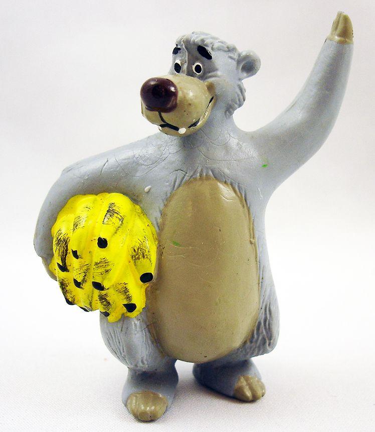 Le livre de la jungle - Figurine PVC Comics Spain - Baloo