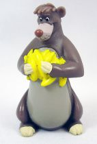 The Jungle Book - Nestlé Premium PVC Figure - Baloo