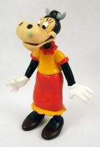 Mickey et ses amis - Figurine PVC Comics Spain - Clarabelle