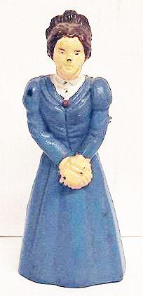 Rémi Sans Famille - Figurine PVC Bogi - Madame Milligan