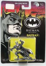 Batman le Défi - Batman combattant - Figurine métal ERTL