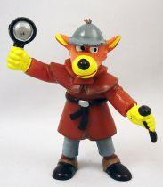 Sherlock Holmes - Figurine pvc Yolanda - Detective Holmes