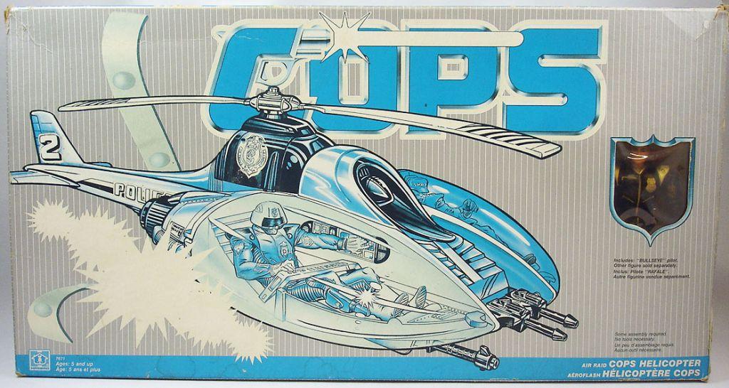 C.O.P.S. & Crooks - Air Raid Helicopter