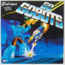 Go-Gobots Générique - Disque 45Tours - AB Prod. 1985