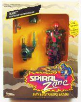 Spiral Zone Tonka - Bandit (Black Widows Master of Disguise)