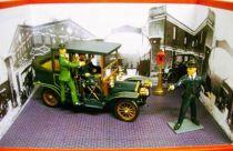 \'\'The Brigades of the Tiger\'\', De Dion Bouton 1906 (d�capot�e) Display Box - C.B.G. Mignot