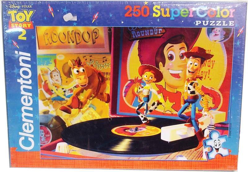 Toy Story - Clementoni - Puzzle 250 pi�ces : Pil-Poil, Jessie et Woody