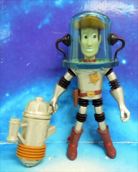 Toy Story - Mattel - Woody Space Sheriff