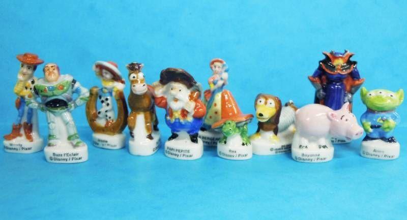 Toy Story 2 - F�ves Prime - Serie de 11 f�ves