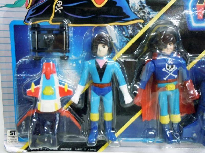 Albator 1978,  les figurines PVC, 1978 125211_grande