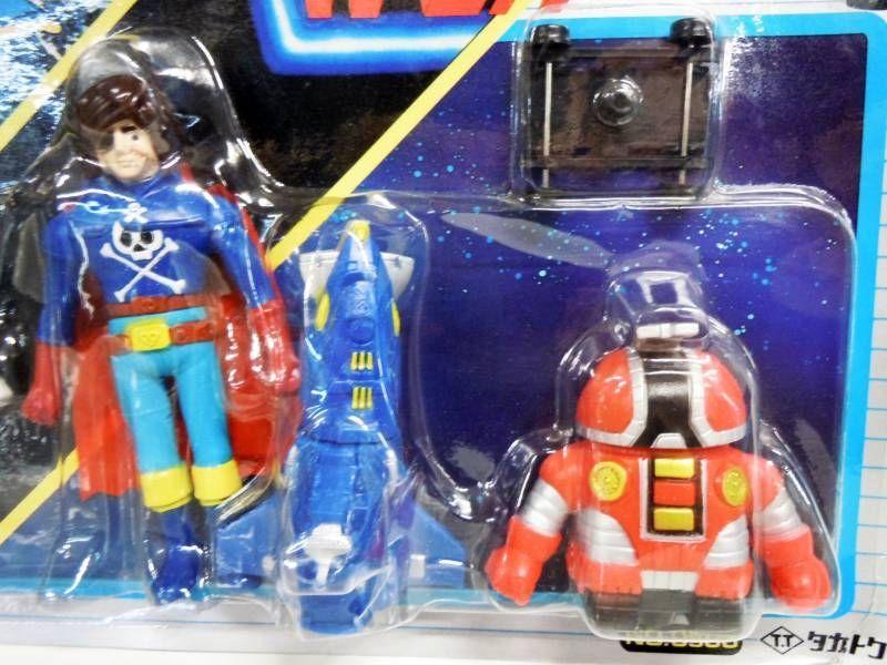 Albator 1978,  les figurines PVC, 1978 125212_grande
