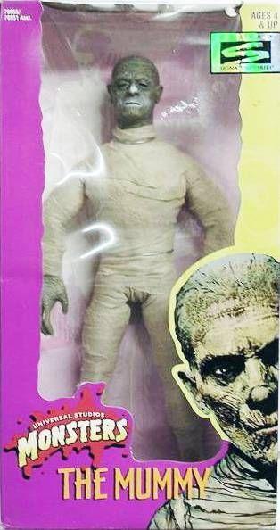 Monstres Universal Studios - Hasbro Signature Series - The Mummy (La Momie)