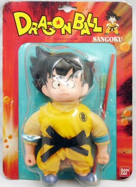 Dragonball - Bandai France - Poup�e 20cm Sangoku