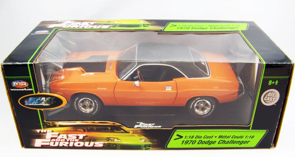 2 fast 2 furious 1970 dodge challenger m233tal 118232me