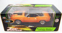 2 Fast 2 Furious - 1970 Dodge Challenger (métal 1:18ème) Joyride