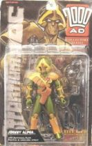 2000 A.D. - Reaction Figures - Johnny Alpha