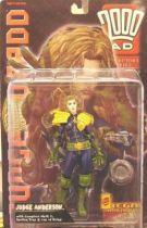 2000 A.D. - Reaction Figures - Judge Anderson
