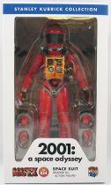 "2001 A Space Odyssey - Medicom Mafex 6\"" action figure - Space Suit (Orange ver.)"