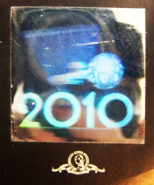 2010: The Year We Make Contact - MGM - Promotional Kit (Badge + Hologram)
