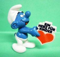 20125 \'\'Ein herz für kinder\'\' Smurf