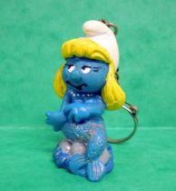 20142 Mermaid Smurfette (Keychain)