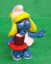 20222 Stewardess Smurfette