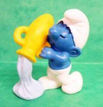 20718 Zodiac Series Aquarius Smurf
