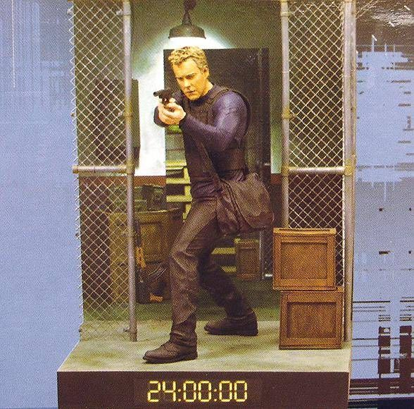 24 - 6\\\'\\\' Jack Bauer - McFarlane